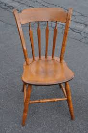 Ethan Allen Nutmeg American Traditional Arrow Back Chairs 10-6011 ...
