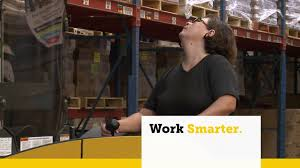 Jungheinrich ETR340/345/335d Pantograph Reach Truck - YouTube Toyota Sit Down Clamp Truck With Long Reach Mfg Squeeze Box Stack Raymond 5500 Ordpicker 5000 Series Order Pickers Powered Pallet Trucks Walkie Straddle Stackers Pallet Stsx Crown Equipment Swing Reach Trucks Hdware Home Improvement Endcontrolled Rider Jack Toyota Forklifts 8310 Electric Sit Down Forklift 4460 3300 6500lb Bw7 Serswalkie Pletwalkie Very Narrow Aisle Vna K