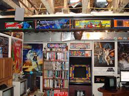 Making a Basement Game Room Brighter Show Us Your Collection