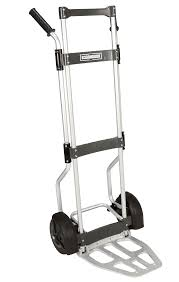 Hand Trucks R Us - Roughneck Folding Aluminum Hand Truck - Item: 29063 Shop Hand Trucks Dollies At Lowescom Milwaukee Collapsible Fold Up Truck 150 Lb Ace Hdware Harper 175 Lbs Capacity Alinum Folding Truckhmc5 The Home Vergo S300bt Model Industrial Dolly 275 Cosco Shifter 300 2in1 Convertible And Cart Zbond 2 In 1 550lbs Stair Orangea 3steps Ladder 2in1 Step Sydney Trolleys Best Image Kusaboshicom On Market Dopehome Amazoncom Happybuy Climbing 420 All Terrain
