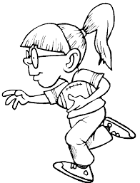 Coloring Pages People Girl