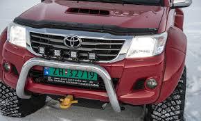 100 Top Gear Toyota Truck Episode Northern Lights Arctic Adventure Part Two
