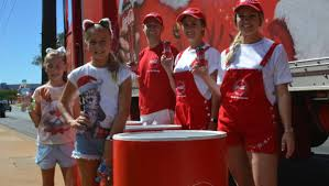 100 Stockmans Truck Stop Outback At Isa Welcomes Coke Christmas To Town The North