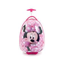 Minnie Mouse Flip Open Sofa Canada by Heys Disney Minnie Mouse Kids Luggage Minnie Bow Tique Kids