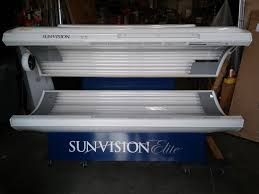 wolff tanning used 30 to 40 l beds 2010 sunvision elite