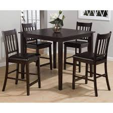 Marin County Merlot 5-Piece Counter Height Table & Counter Chair Set Kitchen Design Table Set High Top Ding Room Five Piece Bar Height Ideas Mix Match 9 Counter 26 Sets Big And Small With Bench Seating 2018 Progressive Fniture Willow Rectangular Tucker Valebeck Brown Top Beautiful Cool Merlot Marble Palate White 58 A America Bri British Have To Have It Jofran Bakers Cherry Dion 5pc
