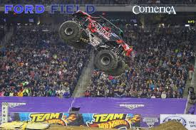 MAPLE LEAF MONSTER JAM® Comes To Vancouver Saturday, February 28 -