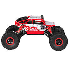 100 Red Monster Truck Best Choice Products 24Ghz 4WD RC Rock Crawler Toy