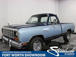 100 1985 Dodge Truck D100 Custom Prospector For Sale 67127 MCG