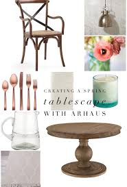 Creating A Spring Tablescape With Arhaus Arhaus Italian Mosaic Ding Table Lthr Chairs Apartment For Sale Arhaus Ding Chairs 28 Images Tuscany Side Chair Board And Batten Bedroom Makeover With Giveaway Room Banquette Fniture The Home Designs Contemporary Set Final Offer Kensington Spaces That Fit Your Personal Style City Farmhouse Of 4 Alice Slipcovered Crabtree Valley Mall Luciano From Kitchen Accents