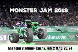 Monster Jam 2019 Takes Over Anaheim Stadium Jan. 12, Feb. 2 ... Monster Jam Crush It Playstation 4 Gamestop Phoenix Ticket Sweepstakes Discount Code Jam Coupon Codes Ticketmaster 2018 Campbell 16 Coupons Allure Apparel Discount Code Festival Of Trees In Houston Texas Walmart Card Official Grave Digger Remote Control Truck 110 Scale With Lights And Sounds For Ages Up Metro Pcs Monster Babies R Us 20 Off For The First Time At Marlins Park Miami Super Store 45 Any Purchases Baked Cravings 2019 Nation Facebook Traxxas Trucks To Rumble Into Rabobank Arena On