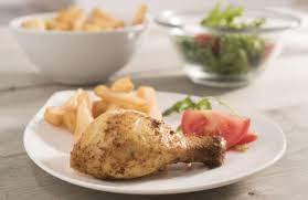 cuisiner poulet au four recette poulet au four bien de chez nous