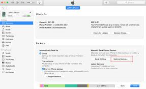 Does iTunes Backup Text Messages How to Restore drne