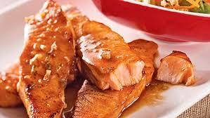 cuisiner filet de saumon filets de saumon miel et lime