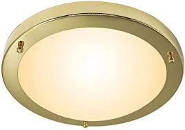 imvsincere 18w gold badezimmer deckenleuchte led 3000k warmweiß 1360lm ip44 wasserdicht ø31cm deckenleuchten für bad schlafzimmer küche