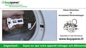 schema electrique lave linge brandt comment changer la fermeture de porte sur un lave linge