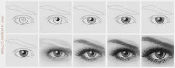 How To Draw Eyes Step By Rapidfireart