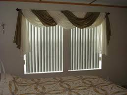 Swag Curtains For Living Room by Excellent Sheer Curtain Swags 46 For Your Home Decor Ideas With