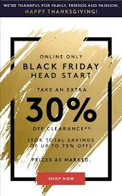 Nordstrom Rack Black Friday 2018 Ads Deals and Sales