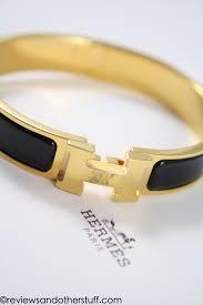 hermèsmerized the hermes clic h black enamel bracelet review
