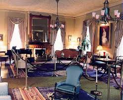 Victorian Era Decorations Of Dining Rooms And Other