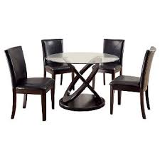 Dining Room Chairs For Glass Table by Dinette Set Dining Room Sets Target