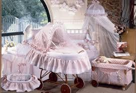 Luxury Crib Bedding – Girl Crib Bedding Picci – Petra Crib Set