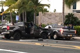 100 Truck Driver Accident 3 Pedestrians Dead 4 Injured In Honolulu When Truck Driver Plows