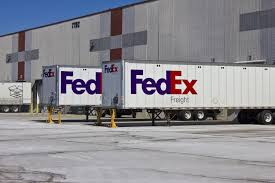100 Fed Ex Trucking Freight Testing Lastmile Delivery Service Dallas Is Pilot