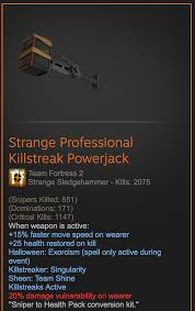 Halloween Spells Tf2 Community Market by Weekday Weapon Discussion For 7 13 The Powerjack Tf2