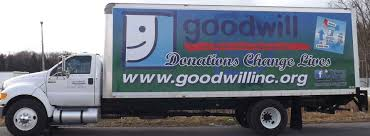 Donation Drives With Goodwill Industries Las Vegasarea Residents See Toll From Goodwill Bankruptcy Our Work Wisconsin Screen Process Green Archives Omaha The Weight Loss Clean Out Special Marcie Jones Design Truck Wraps Peterbilt Rolloff In Action 122910 Youtube Of Southeast Georgia Nne Jobs Goodwillnnejobs Twitter Dation Center Laguna Niguel El Lazo Road School Drive Two Employees Are Unloading A Truck Is Parked Front