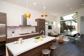 beautiful mid century modern kitchen lighting taste