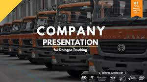 Dhingra Trucking Presentation - YouTube Transportation Abs Fuel Systems Energy North Group New Hino 500 Bharatbenz Heavy Duty Trucks Trident Trucking Bangalore 140320 Fgelsta Keri Ab Lkping Nylevanser Pinterest Truck Repairs Trailer Parts Rh Services Fort Semi Euro Beamng Abs Company Best Image Kusaboshicom Service Grand Haven Repair Mobile G Priest Inc Opening Hours 4430 Horseshoe Valley Rd W Gods Wheel Lipat Bahay Posts Facebook Winross Inventory For Sale Hobby Collector