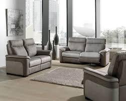 meuble et canape canapé relaxation 2 5 places ibiza meubles atlas