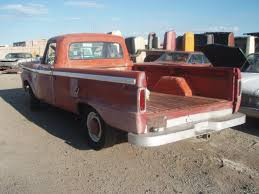 100 1965 Ford Truck Parts Pickup