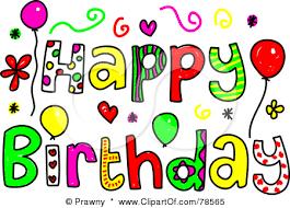 Free Clipart Birthday Free Happy Birthday Clip Art Clipart Panda Free Clipart Music Clipart