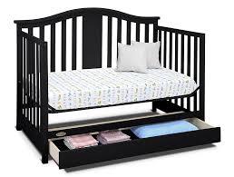 Graco Espresso Dresser Walmart by Amazon Com Graco Solano 4 In 1 Convertible Crib With Drawer