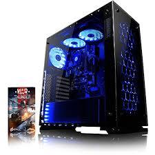 pc de bureau gaming vibox nebula rsr530 2 pc gamer 3 4ghz cpu amd ryzen