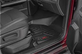 Heavy Duty Floor Mats - Front Set (Regular / Quad Cab Models W/ Full ... Universal Fit 3piece Full Set Ridged Heavy Duty Rubber Floor Mat Armor All Black 19 In X 29 Car 4piece John Deere Vinyl 31 18 Mat0326r01 Bestfh Truck Tan Seat Covers With Combo Alterations Mats Red Metallic Design On Vehicle Beautiful For Weather Toughpro Infiniti G37 Whosale Custom For Subaru Forester Legacy 19752005 Bmw 3series Husky Liners Heavyduty