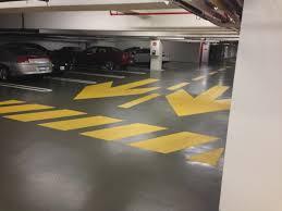 Underground Parking Kitchen Flooring