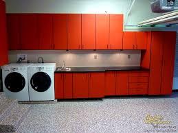 Cheap Garage Cabinets Diy by Bathroom Charming Interior Garage Cabinet Ideas Orange Kitchen