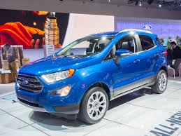 New Ford EcoSport: Subcompact Crossover U.S. Bound | Kelley Blue Book Surprise Ford 2017 Fiesta St Nabs Top Kelley Blue Book Award The Motoring World Usa Takes The Best Truck Honours At New F150 For Sale Lease Provo Ut Dealership Near Orem 2011 Review Youtube Computer Hacking Concerns Vehicle Buyers Medium Duty Work Hyundai And Sonata Recognized For Longterm Ownership Value By Wins Buy Third 2019 Gmc Sierra First Look Types Of Used Trucks Pricing Your Next It Could Cost 600 Or More 18 Dealer Invoice Free Template Wning Rapids Imports Trade