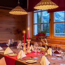 restaurant in königsleiten 4 hotel der königsleitner