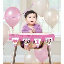 Minnie 1st Birthday - High Chair Deco. – Party Expert Minnie Mouse Highchair Banner 1st Birthday Party Sweet Pea Parties Banner High Chair Etsy Deluxe Pink Tutu City Mickey Clubhouse First I Am One Decorating Kit Shopdisney Handmade Princess One Bows Custom Amazoncom Am 1 Inspired Happy New Gold Forum Novelties Celebration Decoration Supplies For Themed