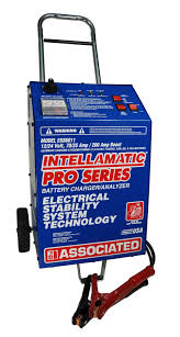100 Heavy Duty Truck Battery Charger Associated Equipment Corp Leaders In Professional