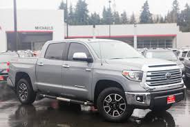 100 Tundra Trucks For Sale Toyota For In Bellevue WA 98004 Autotrader