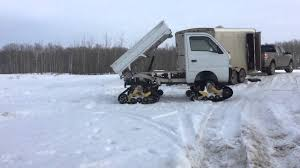 Suzuki Carry Mini-Truck Snow Drive - YouTube 2018 Gmc Sierra Hd Takes On Snowcovered Mountains With Rubber Track N Go 2017 Product Roundup Trucks And Tracks Turf Mini Truck Snow Best Image Kusaboshicom Snow Track Kits For Quads Utvs Dirt Wheels Magazine Gets Stuck On The Tracks News Sports Jobs Messenger American Car Suv System Stock Photos Images Alamy Powertrack Jeep 4x4 And Manufacturer Mountain Grooming Equipment Powertrack Systems For Trucks 1985 Asv 2500 You Can Buy Snocat Dodge Ram From Diesel Brothers