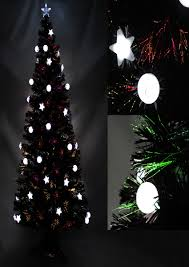 6ft Pre Lit Christmas Trees Black by Images About Its A Purple Christmas On Pinterest Tree And Idolza