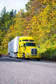 Bright Yellow Popular Modern And Comfortable Semi Truck With.. Stock ... Big Rig Semi Truck With Reefer Trailer Move On The Night Road In White Bonnet American 1984 Peterbilt 359 Refrigerator Tool Box Magnet Rig Modern Red Semi Truck Tractor With Refrigerator Trailer Legendary Black 2018 389 Iowa Custom Kit And Accident Accidents Youtube Trailers Classic Bonneted Chrome Trim And A Powerful For Long Haul Deliveries Waeco Freightliner Fridge Unit Runn Worlds Most Recently Posted Photos Of Camion Fridge