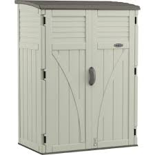 Metal Storage Shed Doors by Garden Sheds Storage Buildings Sears